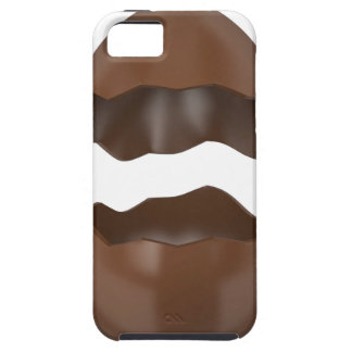 Broken chocolate egg iPhone 5 covers