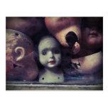 Broken Dolls Postcard