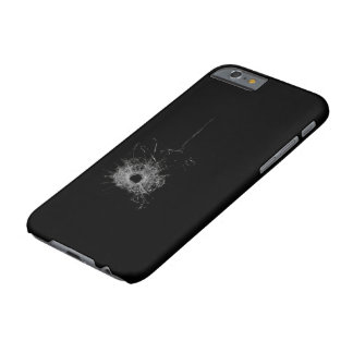 Broken Glass Look Barely There iPhone 6 Case