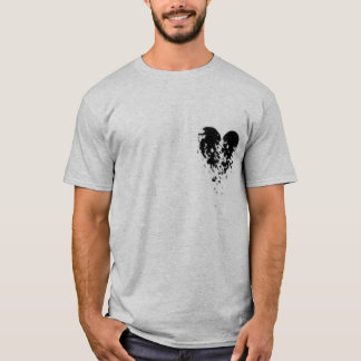 Broken Heart - Angel Wings T-Shirt