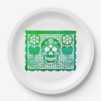 Broken Heart DOD Party Paper Plates