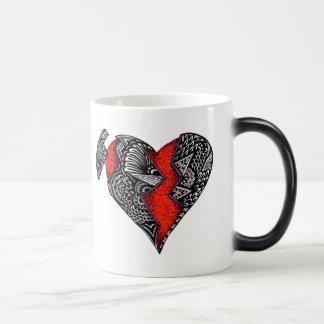 Broken Heart Magic Mug