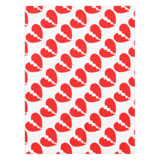 Broken Heart Tablecloth
