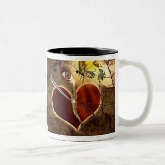 Broken Heart to Set You Free Mug