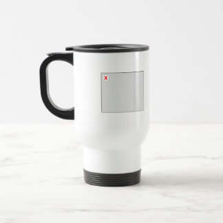 Broken Image HTML Code Travel Mug
