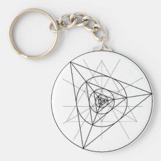 broken keychain