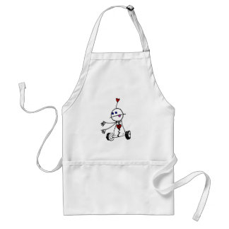 Broken Love Machine Standard Apron