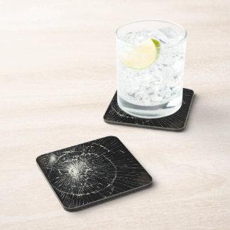 Broken Mobile Phone Drinks Coaster
