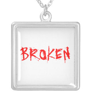 BROKEN NECKLACE