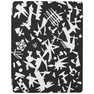 Broken Pieces iPad Smart Cover iPad Cover