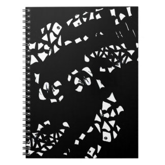 Broken Pieces Notebook