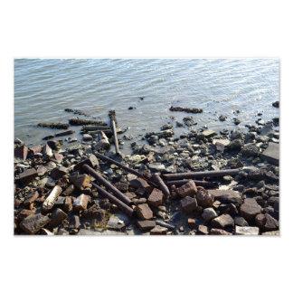 Broken Pieces Photo Art
