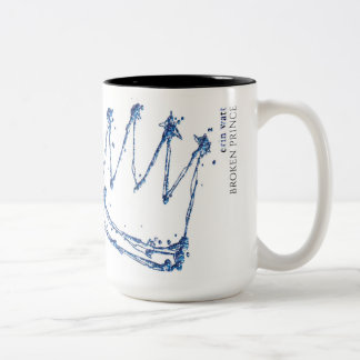 Broken Prince one-sided mug
