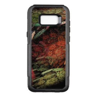 Broken Rainbow Spinning Brush Strokes OtterBox Commuter Samsung Galaxy S8+ Case