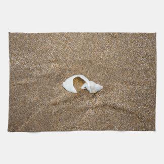 Broken shell kitchen towel