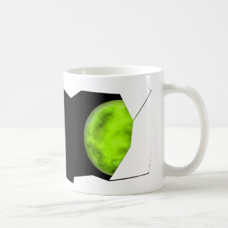 Broken Space Mug