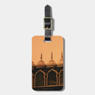 Broken Spire Luggage Tag