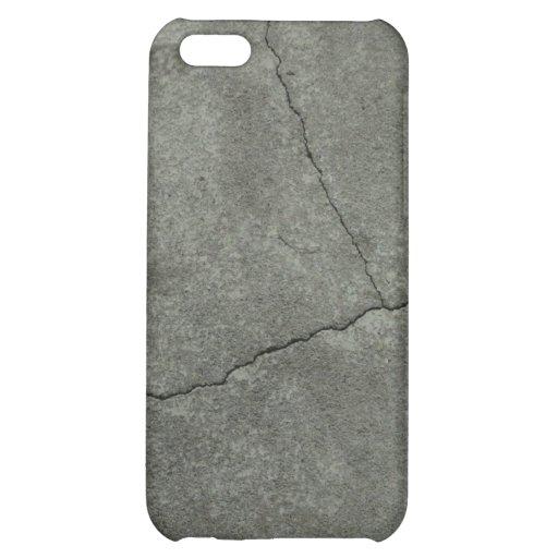Broken Stone iPhone 5C Cover