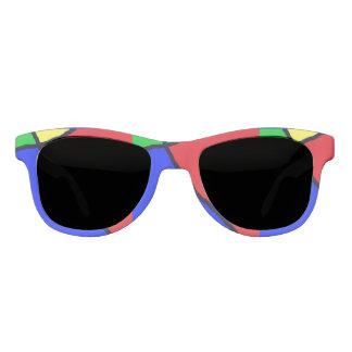 Broken Tile Bold sunglasses