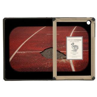 Broken track iPad mini cover