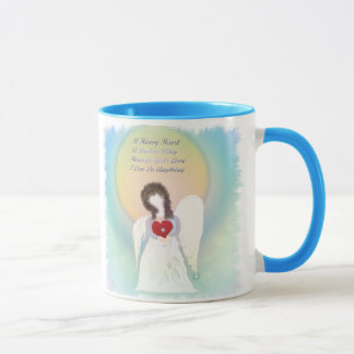 Broken Wing Angel Mug
