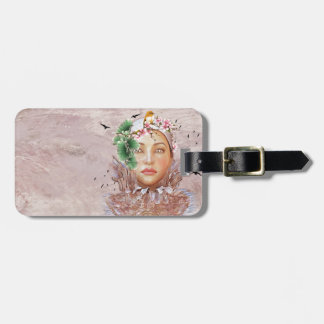 Broken Wings Luggage Tag