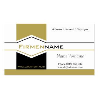 Broker Business Card Template