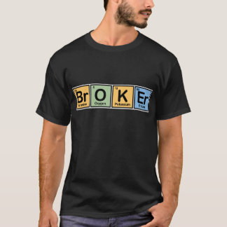 Broker made of Elements T-Shirt