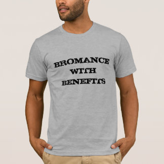 Bromance with Benefits grey T-Shirt