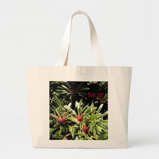 Bromeliads live zen bag