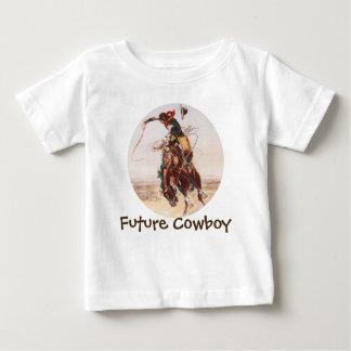 "Bronc Rider ""Future Cowboy"" Baby T-Shirt"