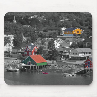 Bronnoysund - Norway Mouse Pad