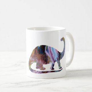 Brontosaurus Art Coffee Mug