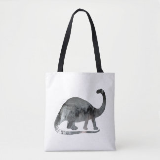 Brontosaurus Art Tote Bag