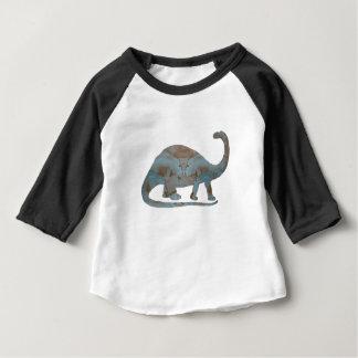 Brontosaurus Baby T-Shirt