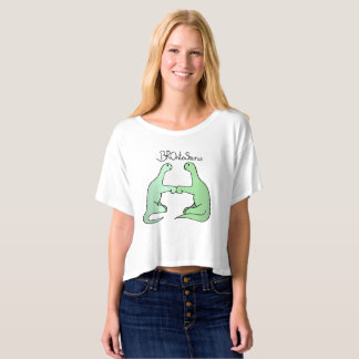 BROntoSaurus Crop Top