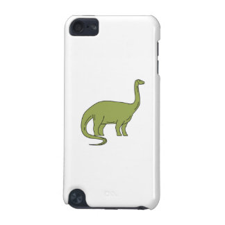 Brontosaurus Mono Line iPod Touch 5G Covers