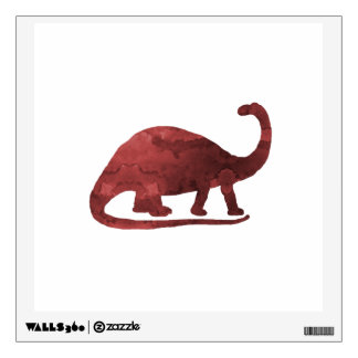 Brontosaurus Wall Sticker