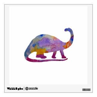 Brontosaurus Wall Sticker