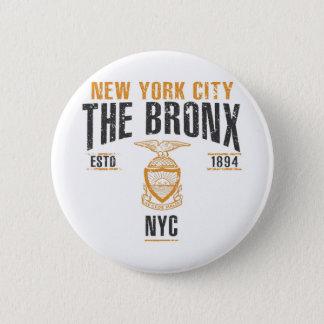 Bronx 2 Inch Round Button