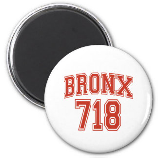 Bronx 718 Magnet