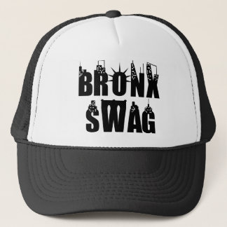 Bronx City Swag Trucker Hat