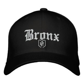 Bronx Embroidered Hat