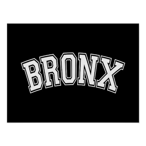 BRONX PRINT