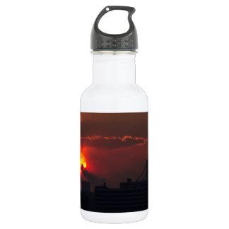 Bronx Sunset 532 Ml Water Bottle