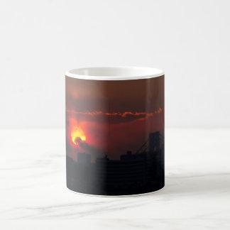 Bronx Sunset Coffee Mug