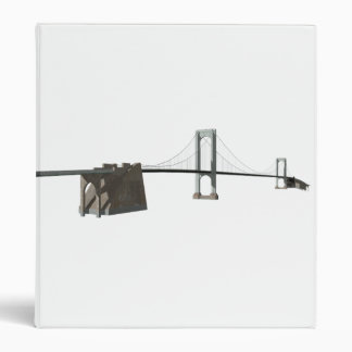 Bronx Whitestone Bridge: Custom Binder