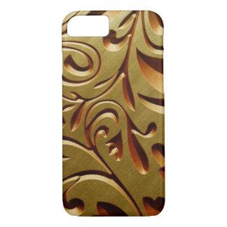 Bronze Beauty iPhone 7 Case