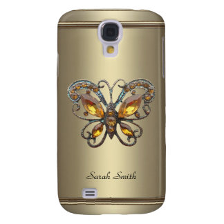Bronze Chrome Pern Butterfly jewel