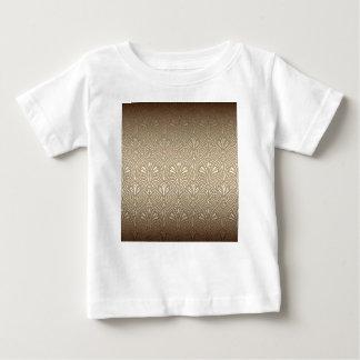 Bronze, gold,Art nouveau, art deco, vintage, patte Baby T-Shirt